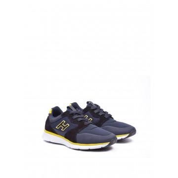 sneakers man hogan hxm2540u140cf9987o 257