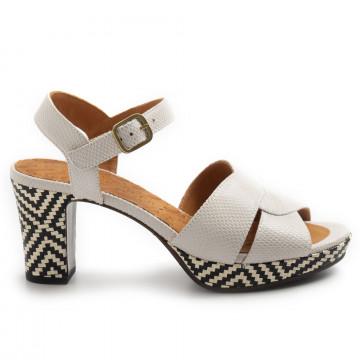 sandals woman chie mihara na dibe38ada blanco 8385