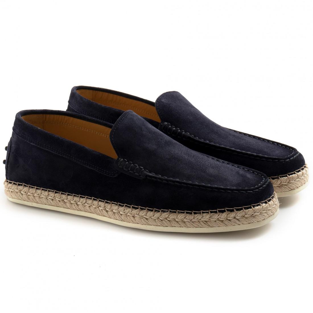 slipper herren rossano bisconti 462 01soft blu 501 8391