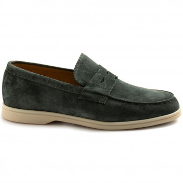 loafers man rossano bisconti 358 04softy foresta 8392
