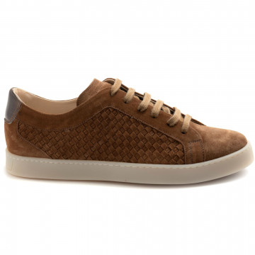 sneakers man brecos 10076soft rovere 333 8397