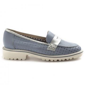 loafers woman sangiorgio 096bottalato jeans 8402