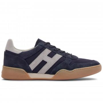 sneakers man hogan hxm3570ac40n3k64gt 8110
