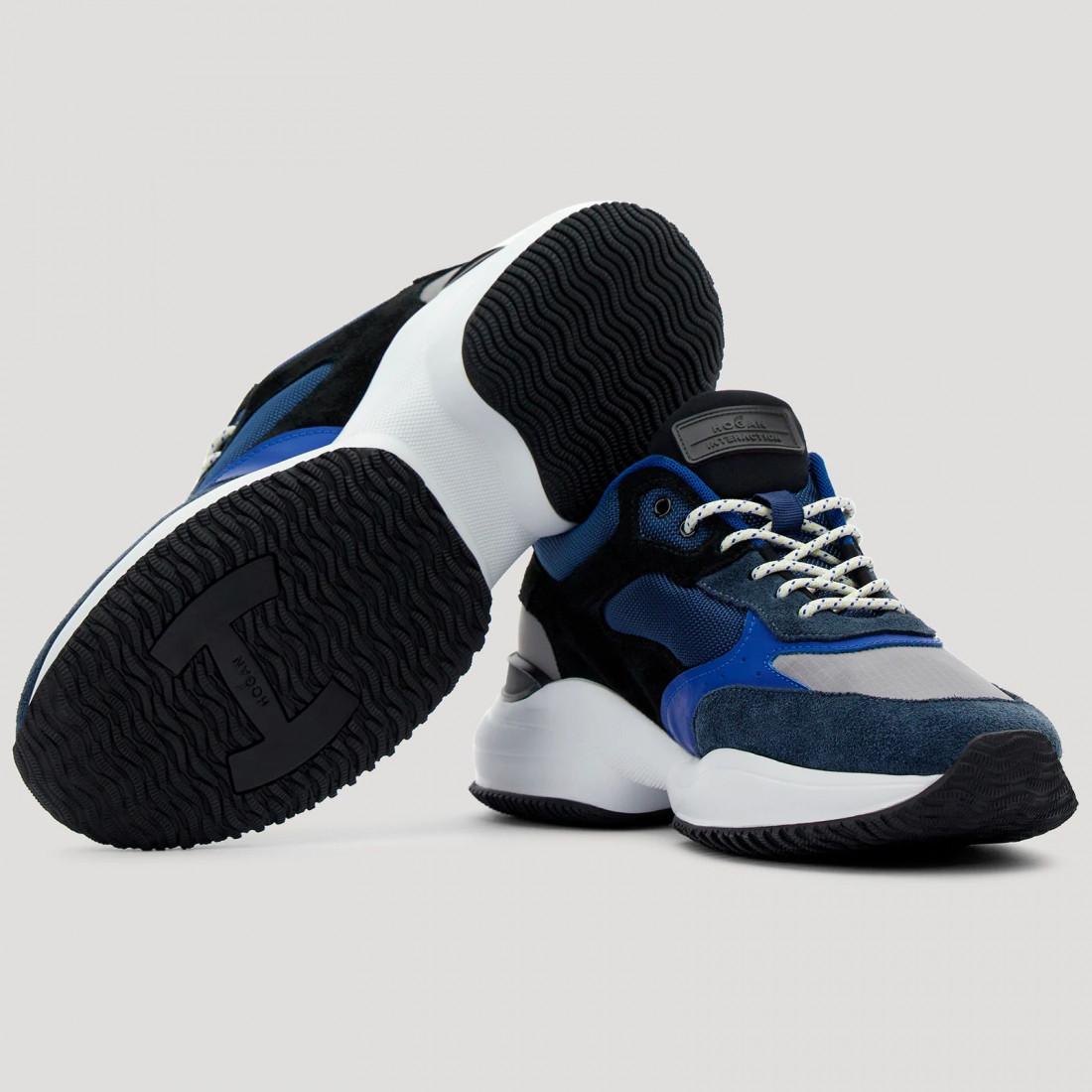 sneakers man hogan hxm5450dh10pfg841p 8175