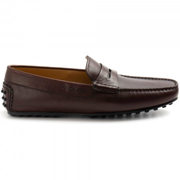 loafers man rossano bisconti 980 25eclipse tabacco 8437