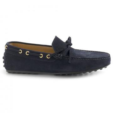loafers man rossano bisconti 980 46sensory blu navy 8439