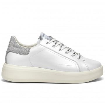 sneakers woman crime london 2530610 bianco 8440