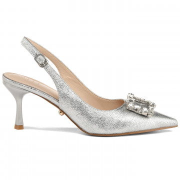 pumps woman twenty four haitch clotildeargento 8469