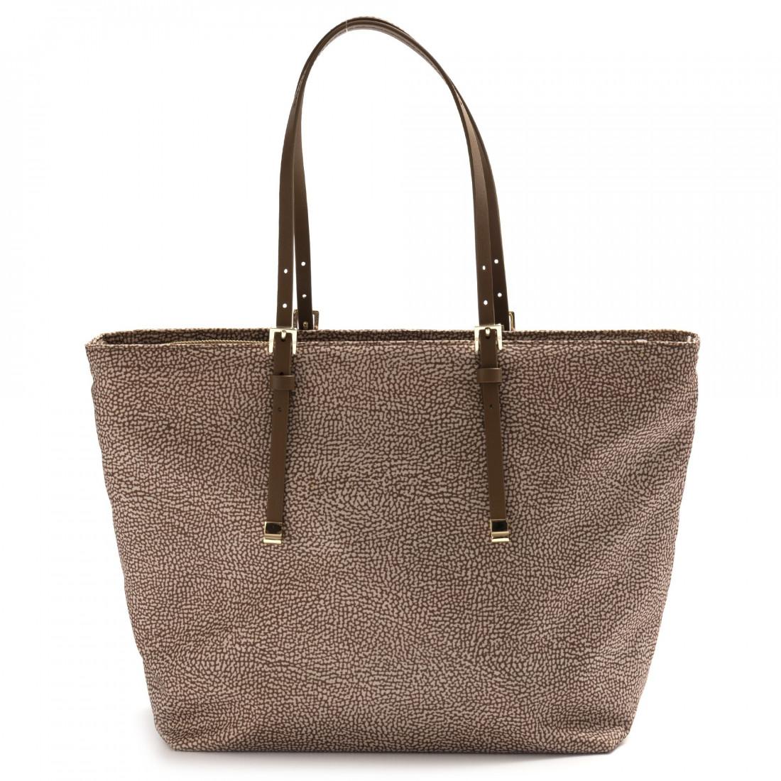 shoulder bags woman borbonese 934060i15994 8447
