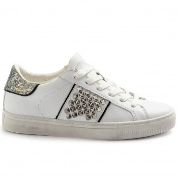 sneakers damen crime london 2562910 bianco 8329