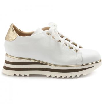 sneakers woman luca grossi g619mvik bianco 8480