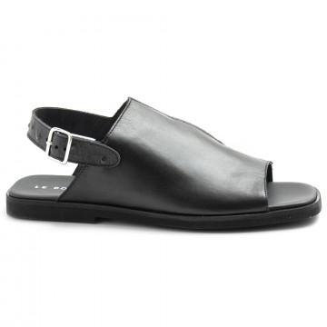 sandals woman le bohemien sm74savage nero 8498