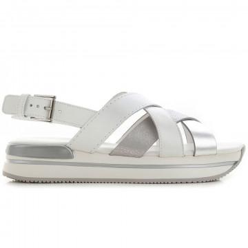 sandalen damen hogan hxw2570dk80pdr0906 8249