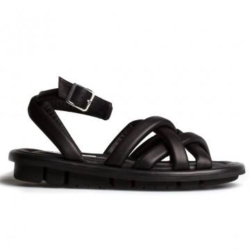 sandals woman oa non fashion a26cal nero 8537