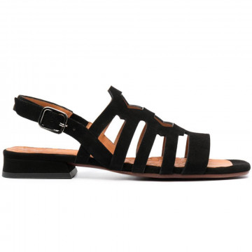 sandals woman chie mihara tamsonante negro 8553
