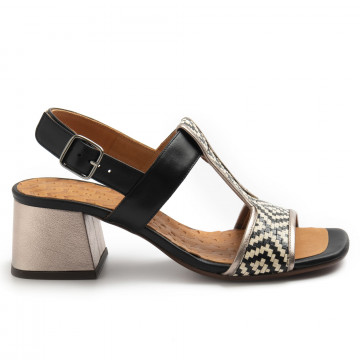 sandals woman chie mihara orenmei negro 8551
