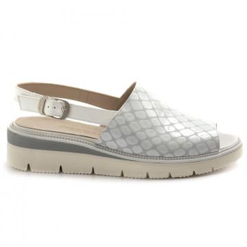 sandals woman sangiorgio 087rombo grigio 8540