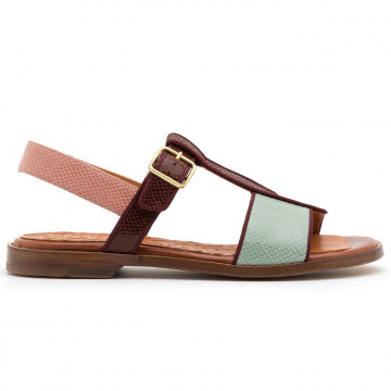 sandals woman chie mihara wabilada castano 8554