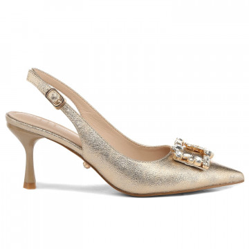 pumps woman twenty four haitch clotildeoro 8470