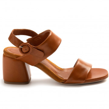 sandals woman lorenzo masiero 21113spicy brown 8577