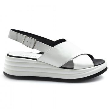 sandals woman extreme 1908janvit bianco 8582