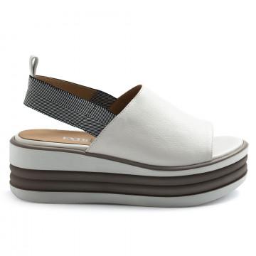 sandals woman extreme 1901foxmousse gesso 8585