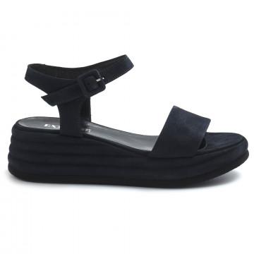 sandals woman extreme 2662jancamoscio navy 8586