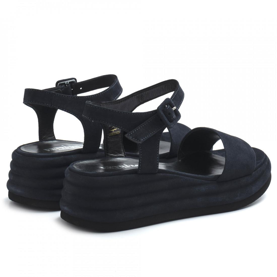 sandalen damen extreme 2662jancamoscio navy 8586