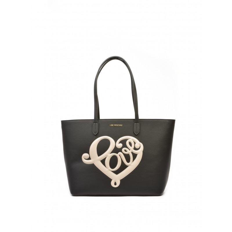 handbags woman love moschino jc 4257 nero 377