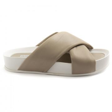 sandals woman oa non fashion a18calf stone 8605