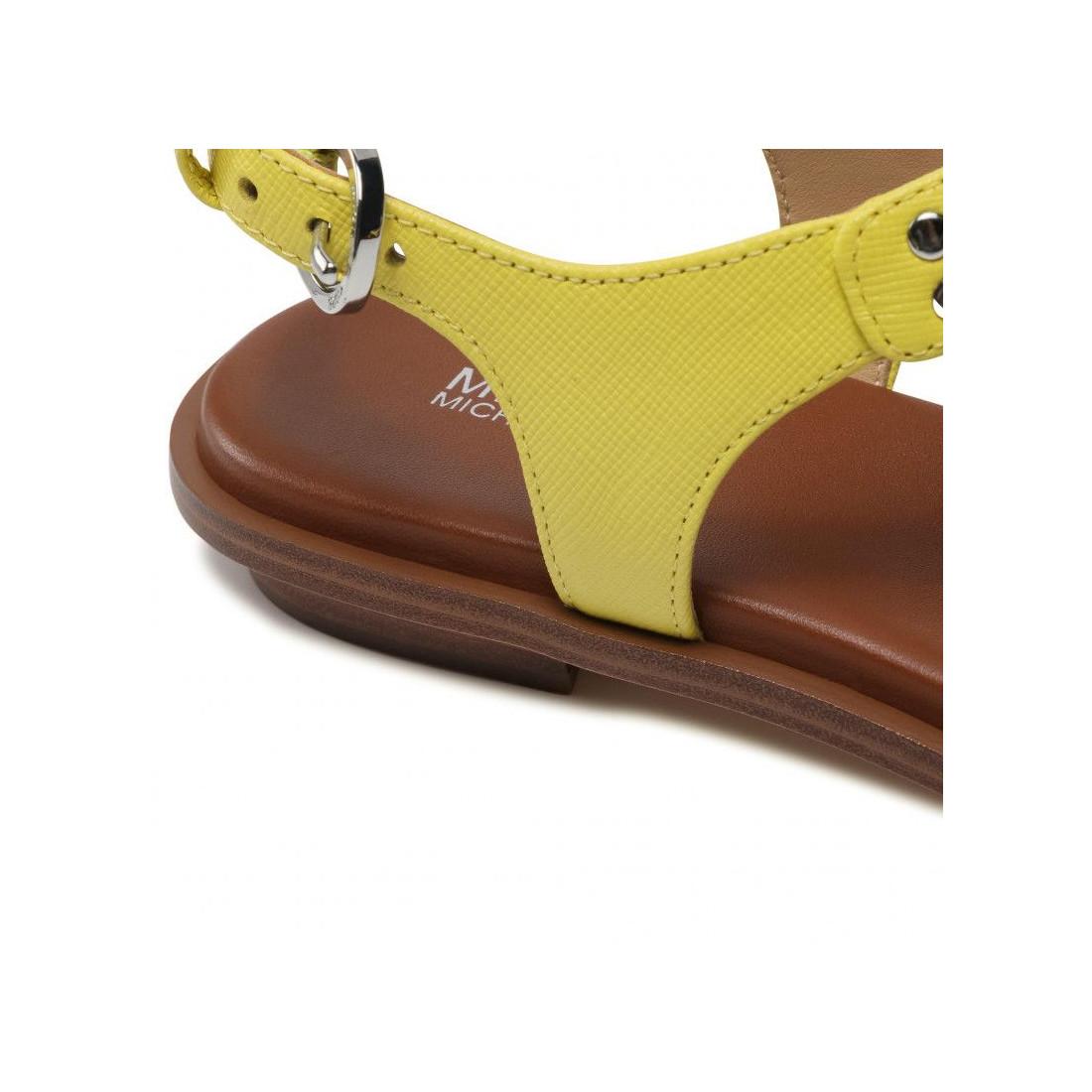 sandals woman michael kors 40u2mkfa1l763 8606