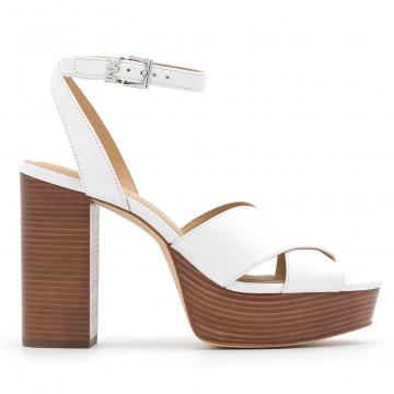 sandals woman michael kors 40s1odms2l085 8624