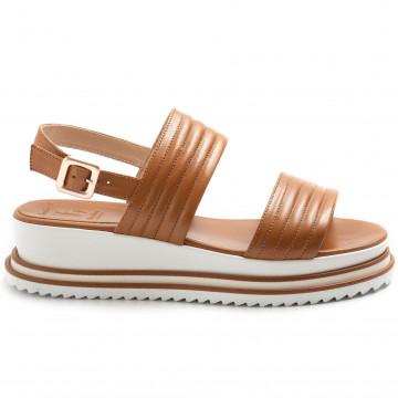 sandals woman luca grossi g425smonte cipria 8637