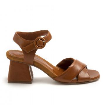sandals woman lorenzo masiero 21111np abb spicy brown 8641
