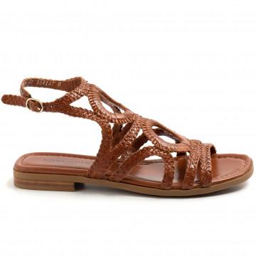 sandals woman pons quintana 843677 toffe 8642