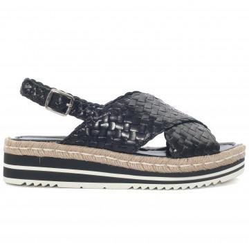 sandals woman pons quintana 909309 negro 8608