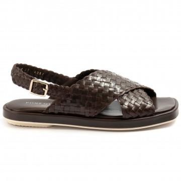 sandals woman pons quintana 865879 cafe 8646