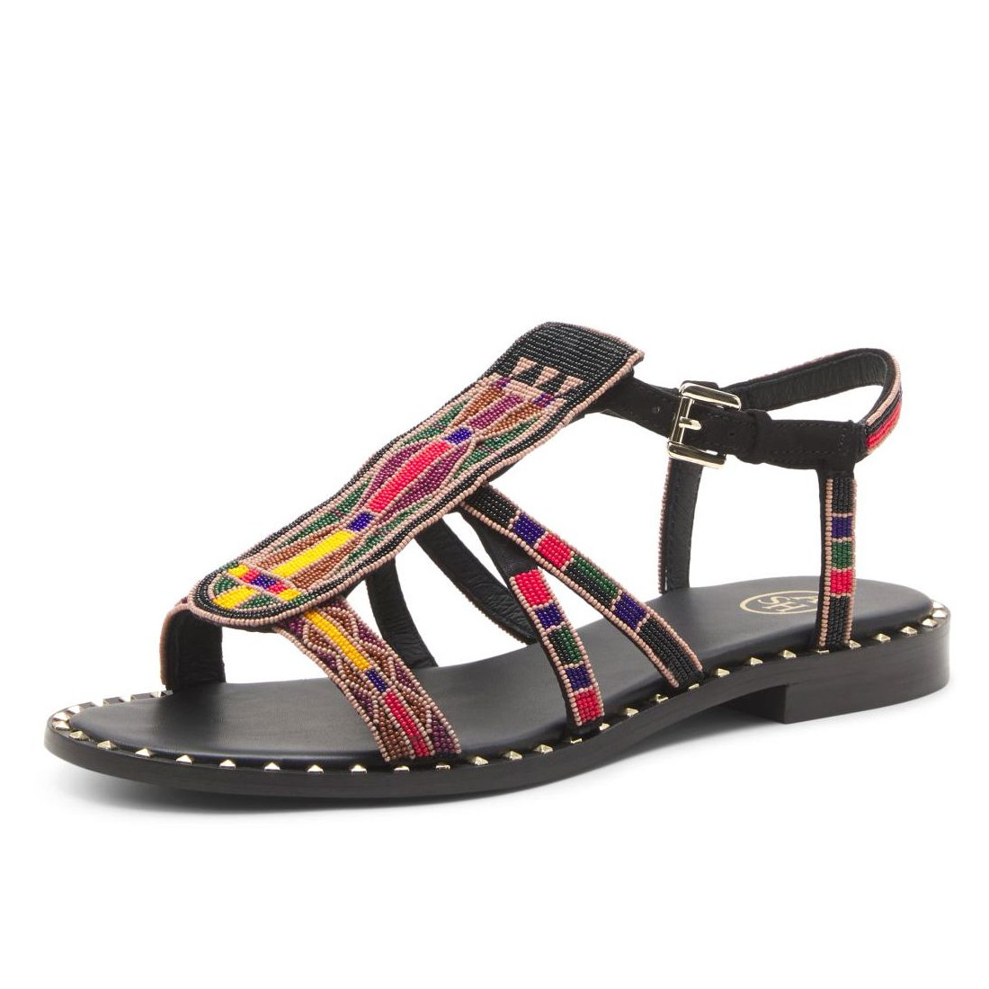 sandals woman ash peaceful04 8659