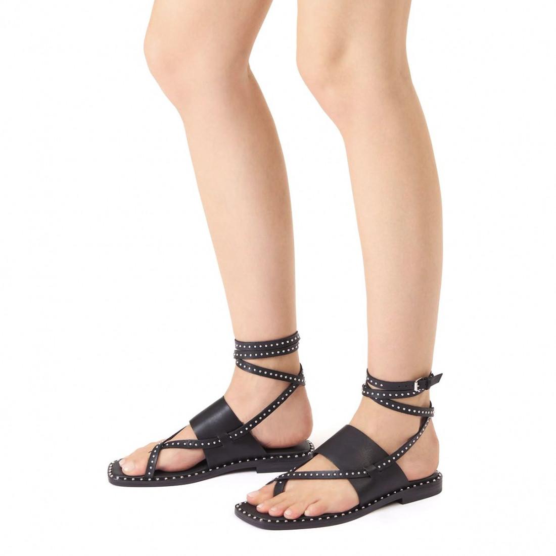 sandals woman ash medusastud01 8656