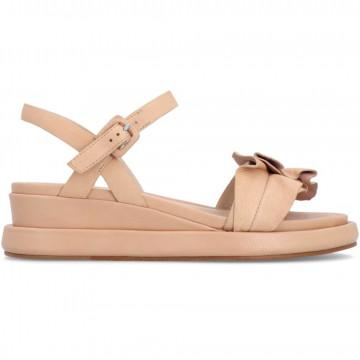 sandals woman elvio zanon en3402zefiro nude 8661