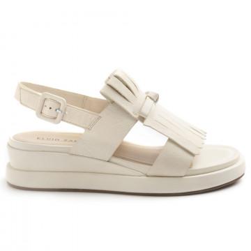 sandals woman elvio zanon en3407zefiro camelia 8662