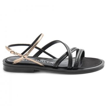 sandals woman lella baldi lt200nappa chiff 8718