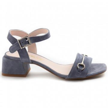 sandals woman sangiorgio sabrinacamoscio jeans 8720