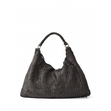 handbags woman reptiles house h 354lune taupe 436