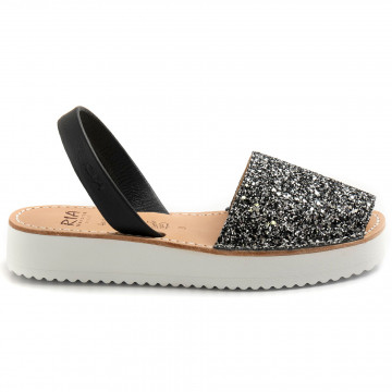 sandals woman ria menorca 27300glitter c23 8767