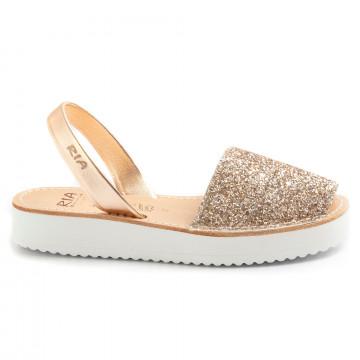 sandals woman ria menorca 27300glitter sl15 c9 8768