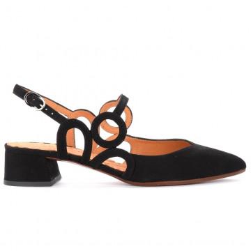 pumps woman chie mihara roxante negro 8742