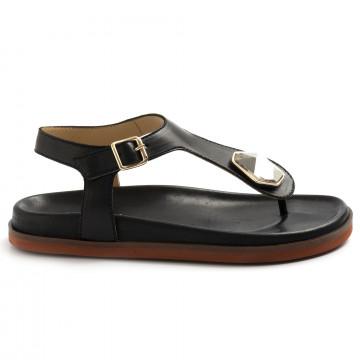 sandals woman viola ricci j140nero 8574