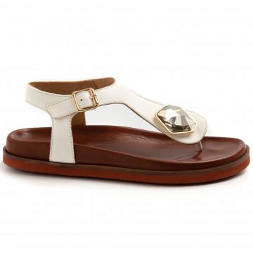 sandals woman viola ricci j140burro whiskey 8786