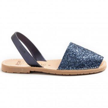 sandals woman ria menorca 21224glitter c33 8748